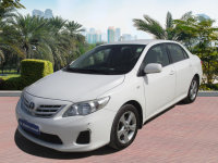 Toyota Corolla MID