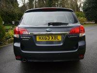 Subaru Legacy ES