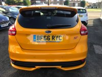 Ford Focus ST-3 2.0 T Ecoboost (250 PS) 6 speed 5 dr***BLACK STYLE PACK***