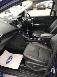 Ford Kuga 2.0 TDCi (150 PS) 2WD 6 speed TITANIUM***SAT NAV & APPEARANCE PACK**