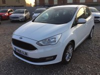Ford C-Max 1.5 TDCi (120PS) DIESEL 6 speed ZETEC 5 door***REAR PARK ASSIST****