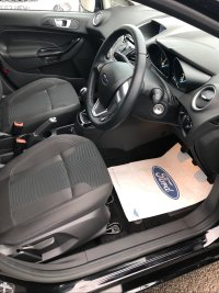 Ford Fiesta 1.0 T ECOBOOST (100 PS) 5 dr.