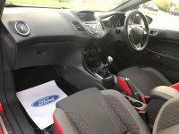 Ford Fiesta 1.0 T Ecoboost (140PS) ST-LINE RED EDITION 3 door***SAT NAV***