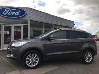Ford Kuga 2.0 TDCi (150 PS) 2WD 6 speed TITANIUM***SAT NAV & APPEARANCE PACK**