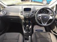 Ford Fiesta 1.25i 16v ZETEC 5 door**SAT NAV***