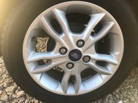 Ford Fiesta 1.0 T ECOBOOST (100 PS)  STOP / START  ZETEC 5 dr.