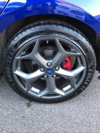 Ford Focus ST-3 2.0 TDCi DIESEL (185 PS) 6 speed 5 door**SYNC2 SAT NAV***