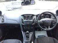 Ford Focus 1.0 Turbo Ecoboost (125PS) 6 speed ZETEC-S 5 dr***SYNC2 SAT NAV***