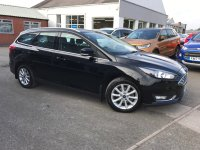 Ford Focus 1.5 TDCi (120PS) 6 speed TITANIUM  5 door ESTATE***SYNC2 SAT NAV***