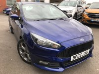 Ford Focus ST-2 2.0 TDCi DIESEL (185 PS) 6 speed 5 door.***SYNC2 & REAR VIEW CAMERA***