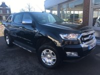 Ford Ranger 3.2 TDCi (200PS) LIMITED 4X4 6 speed Double Cab***Roller Shutter***