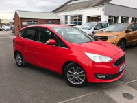 Ford C-Max 1.0 Turbo Ecoboost (125PS) 6 speed ZETEC 5 dr.