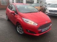 Ford Fiesta 1.0 T ECOBOOST (100 PS)  ZETEC 5 dr**LOW MILES***