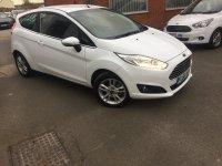 Ford Fiesta 1.0 T ECOBOOST (100 PS)  STOP / START  ZETEC 3 dr***SAT NAV***