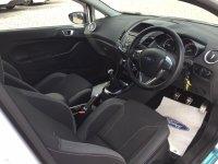Ford Fiesta 1.6 TDCi DIESEL ZETEC-S 3 DOOR**PRIVACY GLASS***