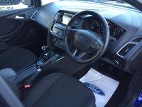 Ford Focus 1.0 T  ECOBOOST  (125 PS)  TITANIUM 5 dr***SYNC2 SAT NAV***