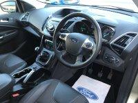 Ford Kuga 2.0 TDCi (180PS) 6 SPEED AWD TITANIUM 5 dr.**HIGH SPEC***