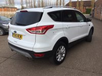 Ford Kuga 2.0 TDCi (150PS) DIESEL 2WD TITANIUM***SYNC2 & APPEARANCE Pack***