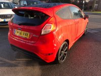 Ford Fiesta 1.0 T Ecoboost (140PS) ST-LINE RED EDITION 3 door**PRIVACY GLASS***