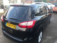 Ford C-Max 1.5 TDCi (120 PS) POWERSHIFT AUTOMATIC TITANIUM X 7 seater 5dr***SYNC2 SAT NAV***