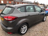 Ford C-Max 1.6 Ti-VCT (125PS) ZETEC 5 door***SAT NAV***