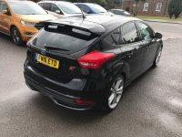 Ford Focus ST-2 2.0 TDCi DIESEL (185 PS) 6 speed 5 door.***STYLE PACK & SYNC2 SAT NAV***
