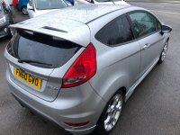 Ford Fiesta 1.6 Ti-VCT (120PS) ZETEC-S 3 door***STREET Pack***