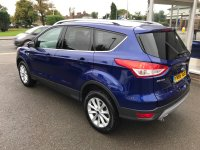 Ford Kuga 2.0 TDCi (150 PS) 2WD 6 speed TITANIUM***SAT NAV & CONVENIENCE PACK***