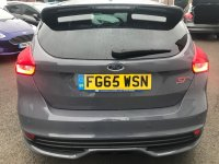 Ford Focus ST-3 2.0 T Ecoboost (250 PS) 6 speed 5 dR*** SAT NAV***