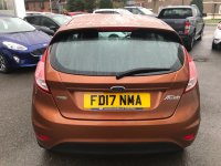 Ford Fiesta 1.0 T ECOBOOST (100 PS)  ZETEC 3 dr***LOW MILES****