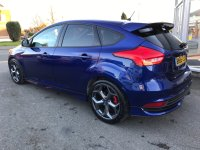 Ford Focus ST-3 2.0 TDCi DIESEL (185 PS) 6 speed 5 door**SYNC2 SAT NAV***
