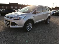 Ford Kuga 2.0 TDCi (150PS) 2WD 6 speed TITANIUM***APPEARANCE Pack***