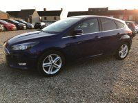 Ford Focus 1.5 TDCi (120PS) DIESEL 6 speed ZETEC 5 door***SAT NAV & APP Pack******