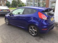 Ford Fiesta ST-2 1.6 EcoBoost 6 speed 3dr 182PS ***SAT NAV & ST STYLE Pack****