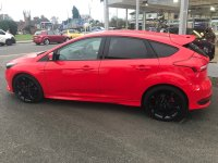 Ford Focus ST-3 2.0 T Ecoboost (250 PS) 6 speed 5 dR*** BLACK STYLE PACK***