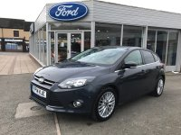 Ford Focus 1.0 Turbo Ecoboost (125PS) 6 speed ZETEC 5 dr***APPEARANCE & CONVENIENCE Packs***
