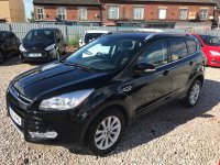 Ford Kuga 2.0 TDCi (150 PS) 6 speed TITANIUM.