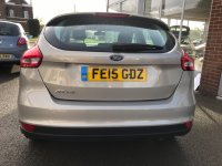 Ford Focus 1.6 Ti-VCT (125PS) STYLE 5 door.