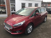 Ford S-Max 2.0 TDCi (150PS) 6 SPEED TITANIUM (X-PACK)**LOW MILES**