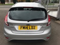 Ford Fiesta 1.0 T ECOBOOST (100 PS)  ZETEC 3 dr***CITY PACK***