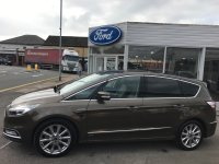 Ford S-Max VIGNALE  2.0 TDCi (180PS) AWD POWERSHIFT AUTO***HIGH SPEC***