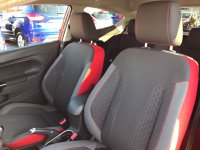 Ford Fiesta 1.0 T Ecoboost (140PS) ZETEC-S**RED EDITION 3 door***PRIVACY GLASS***