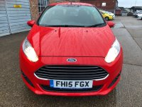 Ford Fiesta 1.0 T ECOBOOST (100 PS)  ZETEC 3 door.