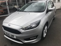 Ford Focus 1.0 Turbo Ecoboost (125PS) 6 speed ZETEC-S 5 dr***SYNC2 SAT NAV & PRIVACY GLASS****