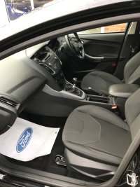 Ford Focus 1.0 Turbo Ecoboost (125PS) 6 speed ZETEC 5 dr.