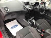 Ford Fiesta 1.0  T  ECOBOOST  (125 PS) TITANIUM 5 DOOR.***REAR VIEW CAMERA***