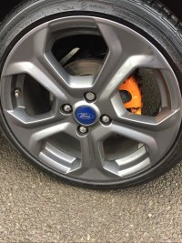 Ford Fiesta ST-2 1.6 EcoBoost (182PS) 6 speed 3 dr***ST STYLE******