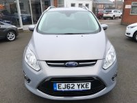 Ford Grand C-Max 1.6 TDCi (115 PS) 6 SPEED TITANIUM (7 SEAT) 5 dr.