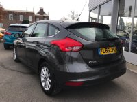 Ford Focus 1.0  T  ECOBOOST  (125 PS) TITANIUM 5 DOOR.***SYNC2 SAT NAV***