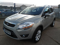 Ford Kuga 2.0 TDCi (136 PS) 2WD ZETEC 6 SPEED***APPEARANCE Pack***.